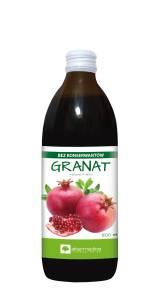 Sok z owoców granatu 500ml