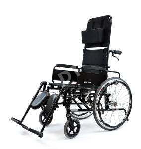 46 Wózek inwalidzki z odchylanym siedziskiem