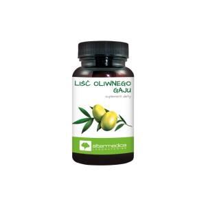 Liść oliwnego gaju 60 kapsułek