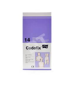 Codofix elastyczna siatka do opatrunku 1m (klatka piersiowa, brzuch, biodra)