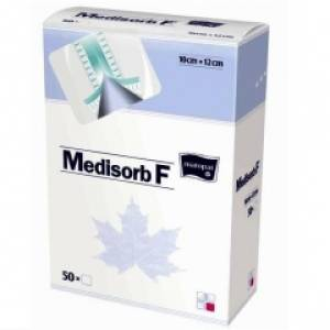 Opatrunek foliowy Medisorb F 6x7cm 5szt.