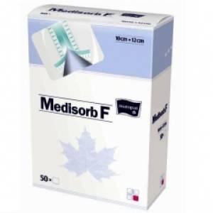 Opatrunek foliowy Medisorb F 10x12cm 5szt.