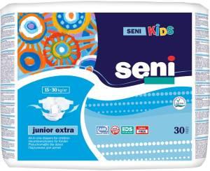 Pieluchomajtki dla dzieci Seni Kids Junior Extra 30szt.