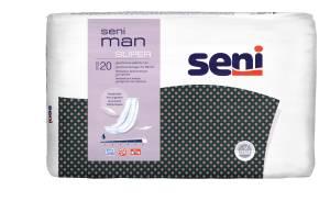 Wkładki urologiczne dla mężczyzn Seni Man Super 20szt.