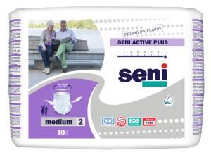 Majtki chłonne Seni Active Plus Medium 10szt.