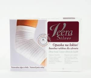 Opaska na łokieć Veera Silver/roz.S,