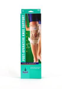 Stabilizator kolana z zawiasem