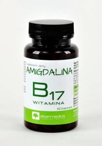 Witamina B17 Amigdalina 60 kapsułek