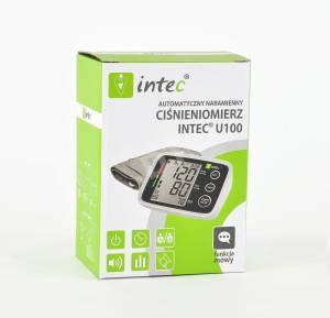 Ciśnieniomierz Intec U100 automatyczny naramienny z funkcją mowy