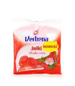 Żelki Verbena dzika róża 60g