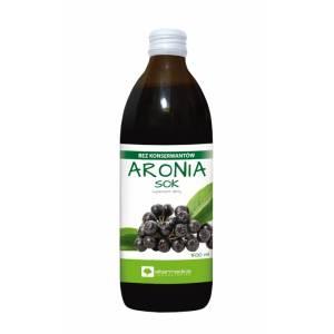 Aronia Sok 500 ml.