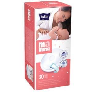 Wkładki laktacyjne Bella Mamma z przylepcem 30 szt.