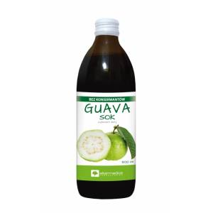 Guava Sok Alter Medica 500 ml.