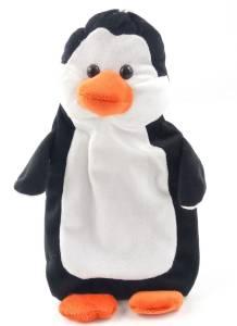 Termofor 0,7L w Pluszowym pokrowcu Pingwinek