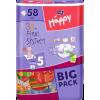 Pieluszki Bella Baby Happy Junior (5) 12-25 kg  58 szt. BIG PACK