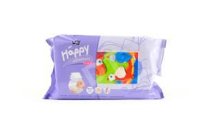 Chusteczki nasączone Bella Baby Happy z alantoiną i wit. E 64 szt.