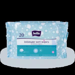 Chusteczki do higieny intymnej Bella 20 szt.