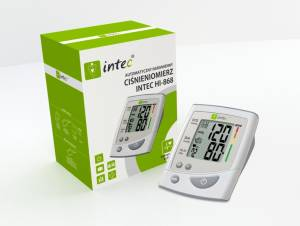 Ciśnieniomierz Intec HI 868 automatyczny