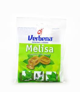 Cukierki ziołowe Verbena melisa 60g